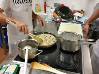 Curso de técnicas básicas de cocina en AZAFRÁN (de martes a jueves, del 20 al 22)