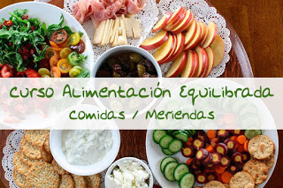 Curso sobre alimentación equilibrada (miércoles, 7)