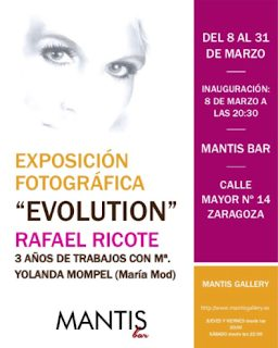Exposición de fotografía (del 8 al 31 de marzo)
