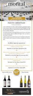 Cena marinada (martes, 20)