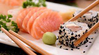 Taller de sushi y pollo Karaage (sábado, 3)