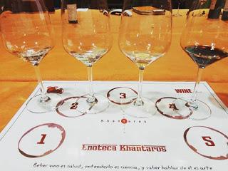 Cata de vinos de Vega Sicilia y Mouton Rothschild (viernes, 23)