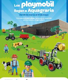 EJEA DE LOS CABALLEROS. Exposición de clicks de Playmobil (del 27 de marzo al 31 de mayo)