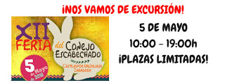 Excursión a la XII Feria del escabechado (sábado, 5)