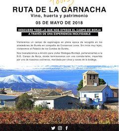 Tour por la Ruta de la Garnacha (sábado, 5)