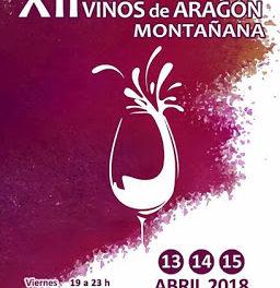 MONTAÑANA. XII Feria de vinos del Aragón (del 13 al 15)