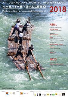 MURILLO DE GÁLLEGO, RIGLOS Y BISCARRUÉS. XVI Jornadas por el Gállego (del 14 de abril al 5 de mayo)