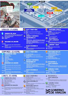 Gastronomía en San Jorge (del 21 al 23)