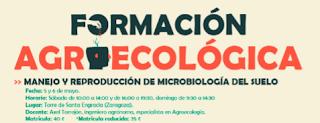 Taller de manejo y reproducción de microbiología del suelo (5 y 6)