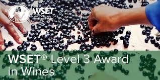 II Convocatoria del curso WSET Level 3 Award in Wines en español (hasta el 20 de abril)