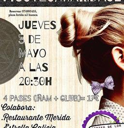 HUESCA. Picoteo y maridaje (jueves, 3)