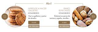 HUESCA. Taller de panes especiales (jueves, 19)