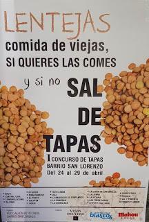 HUESCA. Concurso de tapas (hasta el domingo, 29)