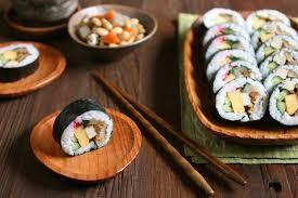 Curso de recetas japonesas para jóvenes (domingo, 15)