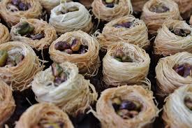 Curso de té y dulces sirios para jóvenes (jueves, 19)