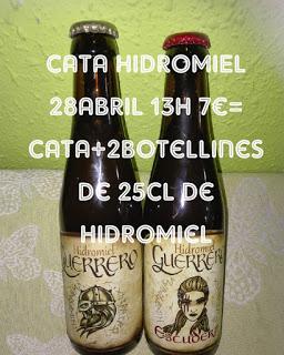 Cata de hidromiel (sábado, 28)