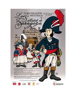Mercado Napoleónico Los Sitios de Zaragoza (del 27 al 29)