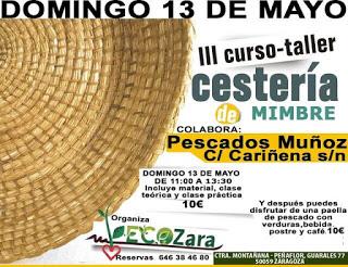 Curso taller cestería (domingo, 13)