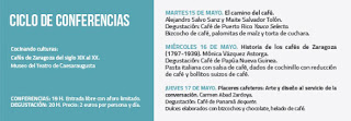 """Ciclo """"Cocinando Culturas"""" (del 15 al 17)"""