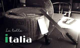 Cata de quesos italianos en LA RINCONADA DEL QUESO (miércoles, 30)
