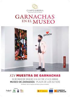 "Muestra ""Garnachas en el museo"" (jueves, 31)"