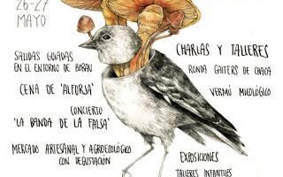 BORAU. Jornadas micológicas (26 y 27 de mayo)