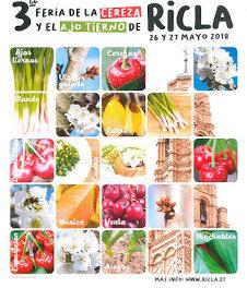 RICLA. Feria de la Cereza y el Ajo Tierno (días 26 y 27)