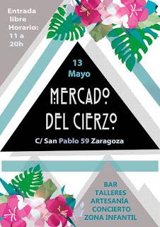 Mercado del Cierzo (domingo, 13)