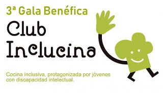 Gala benéfica del Club Inclucina (lunes, 14)