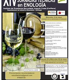 XII Jornada técnicas en enología (miércoles, 9)