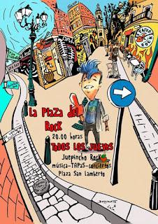Juepincho Rock (todos los jueves)