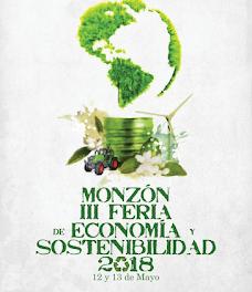 MONZÓN. III Feria de Economía y Sostenibilidad (12 y 13)