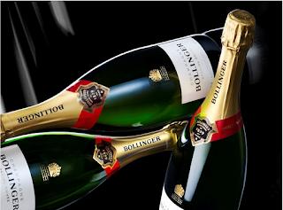 Cena cata maridaje en LOS CABEZUDOS. Varma: champagne Bollinger (jueves, 24)