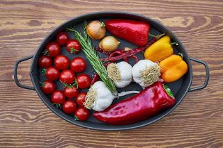 Taller de cocina vegana (jueves, 17)