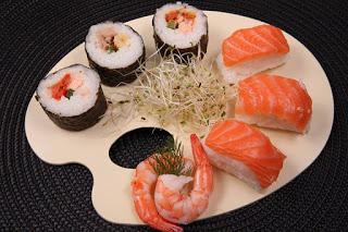 Taller de sushi y takoyaki (jueves, 24)