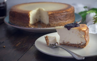 Taller de cheese cake (lunes, 7)