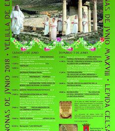 VELILLA DE EBRO. Nonas de junio (sábado, 2, y domingo, 3)