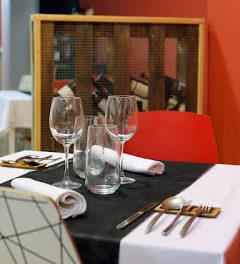 Nuevo menú degustación en LA OLIVADA, Flores (hasta el 2 de junio)