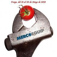 FRAGA. Feria Mercoequip (del 18 al 20)