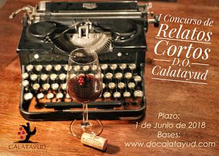 Concurso de relatos de la DOP Calatayud (hasta el 1 de junio)