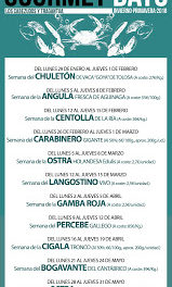 Gourmet Days en LOS CABEZUDOS y TRAGANTÚA con ostra (del 28 al 31)
