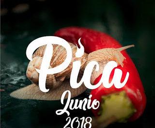 Concurso de chile picante (7, 14, 21 y 28 de junio)