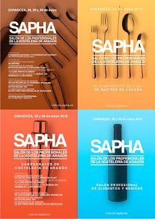 Salón de los Profesionales de la Hostelería de Aragón, SAPHA (martes y miércoles, 29 y 30)