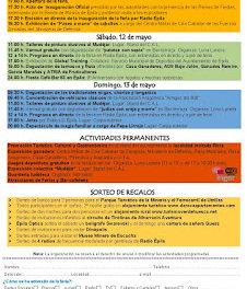 ÉPILA. Feria Valga (del 11 al 13)