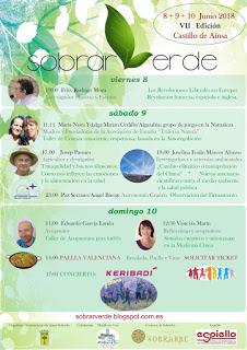 AÍNSA. Sobraverde (del 8 al 10 de junio)