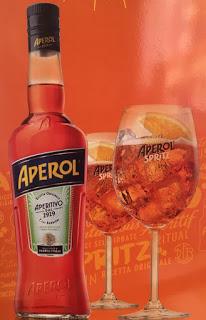 Promoción Aperol (domingo, 17)