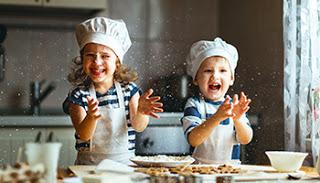 HUESCA. Taller de cocina dulce para niños (sábado, 23)