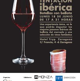 Tentación Ibérica, jamón ibérico (lunes, 18)