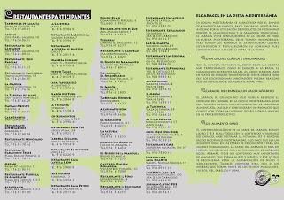 ZARAGOZA Y PROVINCIA. IV Jornadas caracoleras (del 15 al 30 de junio)