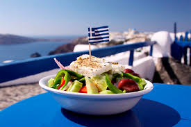 Curso de cocina griega en LA ZAROLA (viernes, 22)